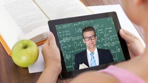 En las escuelas virtuales el rendimiento es más bajo, según el estudio. (Foto: Thinkstock)