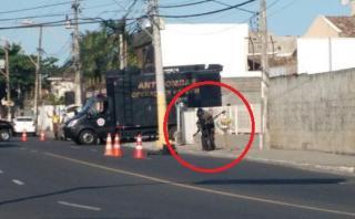 Objeto raro desató operativo antibomba cerca de hotel de Perú
