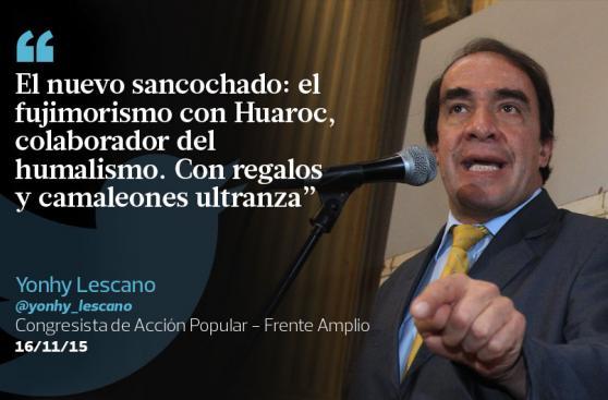 Críticas a Alan García y Keiko Fujimori en los tuits destacados