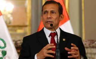 Ollanta Humala viajó a Filipinas para participar en Cumbre APEC