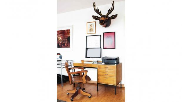 Decora tu casa con un toque animal utilizando taxidermia for Estilo arquitectonico que usa adornos con plantas y animales