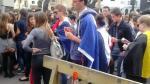 Marcha en solidaridad con París llegó al Parque Kennedy - Noticias de ana alvarez calderon