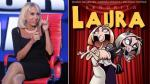 Laura Bozzo reaccionó así al ver cómic sobre su vida - Noticias de laura bozzo