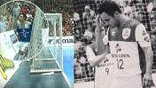Futsal: Falcao olvidó los golazos y escupió a hinchas