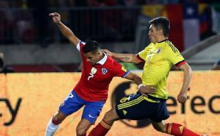 Chile: Alexis Sánchez preocupa para el duelo ante Uruguay