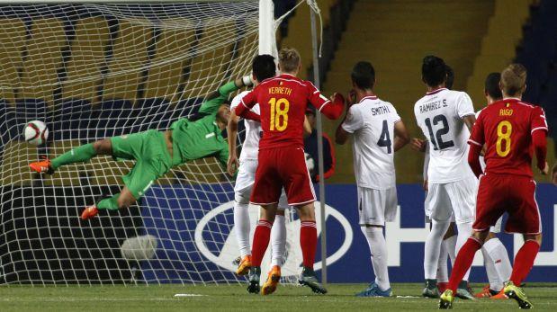 España vs. Bélgica: amistoso bajo extremas medidas de seguridad. (Foto: AFP)