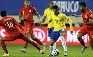 Neymar: así sufre Perú cuando lo deja jugar libre (VIDEO)