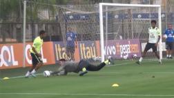 Douglas Costa y la habilidad que quiere mostrar ante Perú