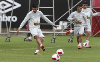 """Zambrano sobre Brasil: """"Ahora no hay favoritos en el fútbol"""""""
