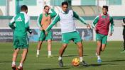 Juan Vargas regresó a España y se incorporó al Real Betis