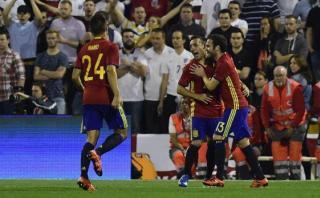 España vs. Bélgica: amistoso suspendido por alerta de atentado