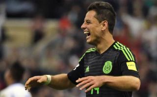 México venció 2-0 a Honduras por Eliminatorias de Concacaf