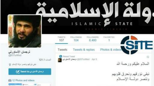 Algunas cuentas de Twitter vinculadas a los extremistas han burlado las medidas adoptadas por la red social hasta 122 veces. (Foto: Twitter)