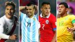 Eliminatorias Rusia: tabla de posiciones tras la fecha 4 - Noticias de bolivia vs. perú