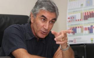 Oblitas explica por qué Ricardo Gareca no repite alineaciones
