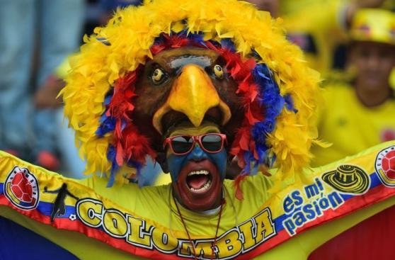 Colombia-Argentina: ambiente de fiesta en Barranquilla [FOTOS]
