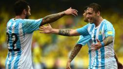 Argentina: Biglia anotó a Colombia tras excelente contragolpe