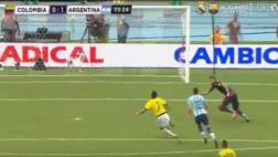 Colombia vs. Argentina: ¿Hubo penal de Romero sobre Bacca?