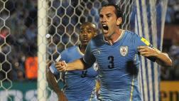 Uruguay: Diego Godín abrió la cuenta contra Chile [VIDEO]
