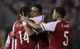 Paraguay derrotó 2-1 a Bolivia por Eliminatorias Rusia 2018