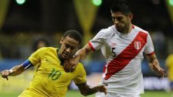 PONLE NOTA: ¿Quién fue el mejor de Perú ante Brasil?
