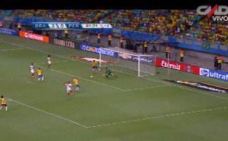 Paolo Guerrero falló una vez más: mira lo que hizo ante Brasil
