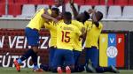 Ecuador imparable: 3-1 de visita a Venezuela en Eliminatorias - Noticias de manuel dominguez