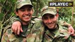 Colombia: guerrilla ELN liberó a dos soldados cautivos [VIDEO] - Noticias de manuel felipe sierra