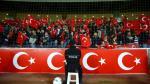 Turcos abuchearon minuto de silencio por víctimas de París - Noticias de wembley