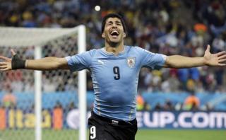 """Luis Suárez habilitado para jugar por Uruguay: """"Soy libre"""""""