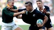 Rugby: falleció leyenda Jonah Lomu a los 40 años