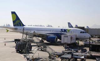 Aerolínea Sky Airline ofrecerá vuelos 'Low Cost' en el 2016