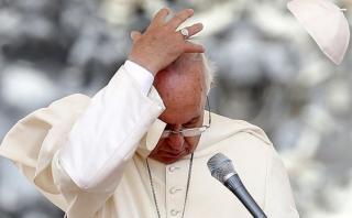 "¿El papa Francisco llegó a decir que ""Dios no usa Facebook""?"