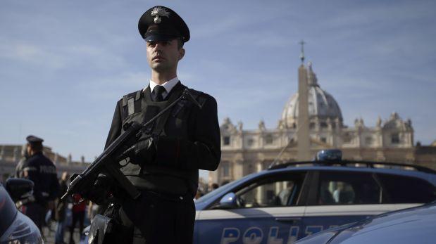 FBI advierte a Italia sobre potenciales ataques terroristas