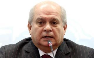 Cateriano: Me muerdo la lengua para no responder a Alan García