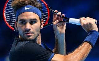 Federer ganó a Nishikori y apunta a semis de Masters de Londres