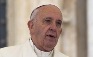 Dios está llorando, el lamento del Papa ante el mundo en guerra
