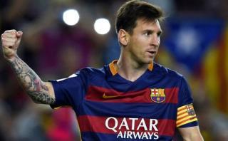 Lionel Messi: Iniesta desea que sea titular en el clásico