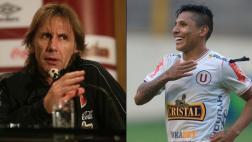 Ricardo Gareca explicó por qué no utilizó a Raúl Ruidíaz