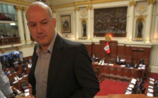 Tejada: Juez Soller es un contacto del Apra en Poder Judicial