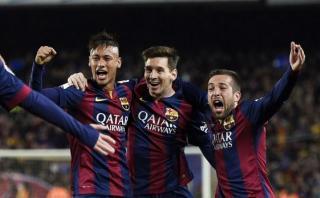 ¿Cómo le fue al Barcelona ante el Real Madrid sin Lionel Messi?