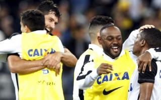 Vagner Love, reemplazo de Guerrero, le dio título a Corinthians