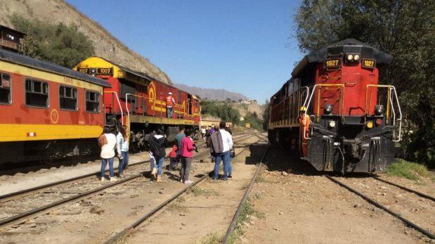 Tren de Huancayo a Jauja operará gratis mañana