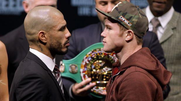 'Canelo' Álvarez vs. Miguel Cotto: pelea del año en Las Vegas