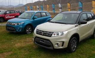 Suzuki presentó la nueva Vitara en el Perú
