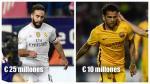 Real Madrid vs. Barcelona: ¿Cuánto valen los 22 titulares? - Noticias de fútbol español