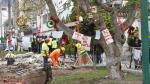 La semana en fotos: Costa Verde, 'marcas' en San Isidro y más - Noticias de personas fallecidas