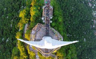 Dronestagram, el arte de fotografiar desde lo alto de un dron