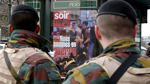 """Bélgica teme un ataque terrorista """"inminente"""" y cierra su metro"""