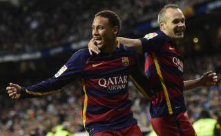 Barcelona: Neymar marcó golazo tras jugada de Iniesta [VIDEO]